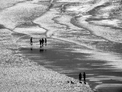 Fototapeta plaża w słońcu