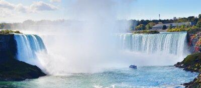 Fototapeta Podkowa jesień, Niagara Falls, Ontario, Kanada