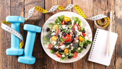 Fototapeta pojęcie zdrowego odżywiania