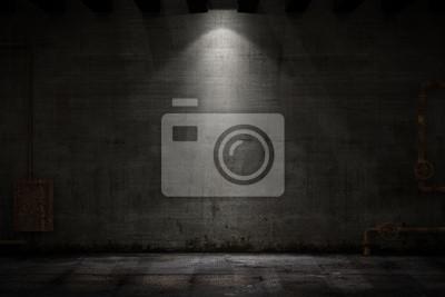 Fototapeta Pokój grunge