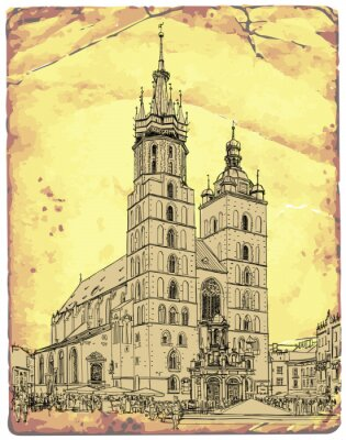 Fototapeta Polska