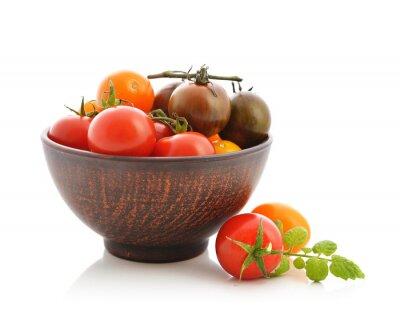 Pomidory w misce