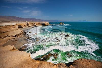 Pomnik przyrody, Antofagasta, Chile