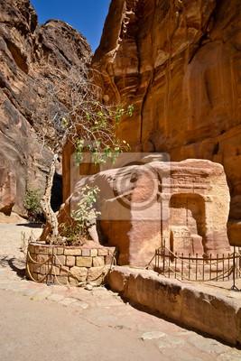 Fototapeta Pomnik w Petra