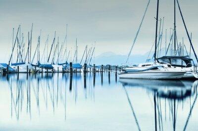 Fototapeta Port