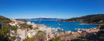 Fototapeta Porto Venere Włochy Panorama