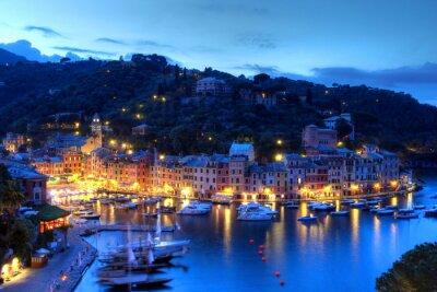 Fototapeta Portofino, Włochy
