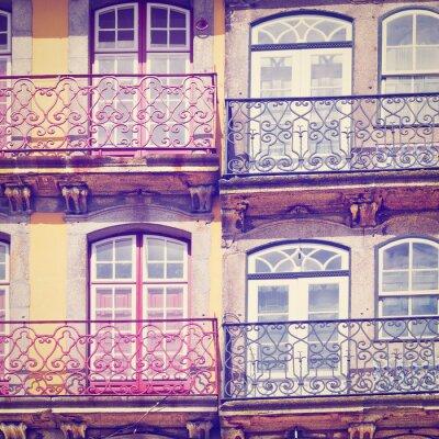Fototapeta Portugalski Dom
