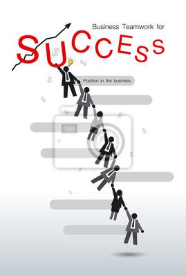Praca zespołowa na sukces