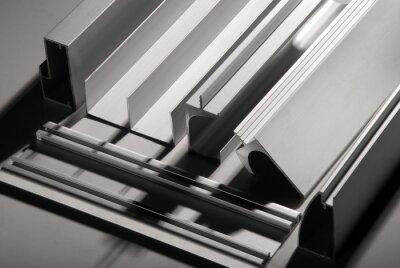 Fototapeta Profil aluminiowy