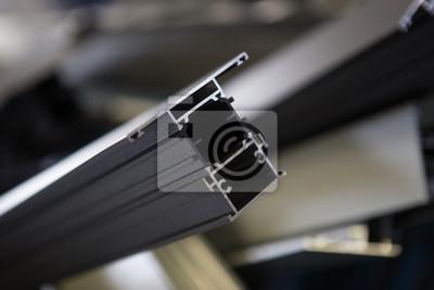 Fototapeta Profili w Alluminio per la costruzione di porte e finestre