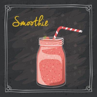 Fototapeta Projekt smoothie
