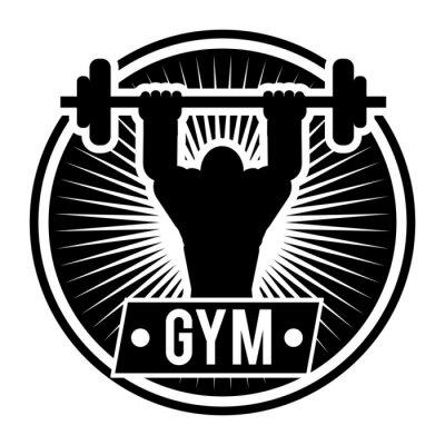 Fototapeta projektowanie siłowni