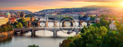 Fototapeta Przegląd starej Pragi