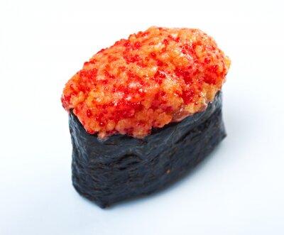 Fototapeta przyprawa sushi z sauced plasterki