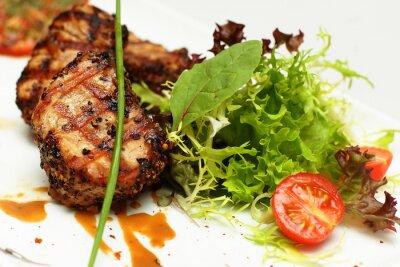 Fototapeta Przysmaki, restauracja, mięso