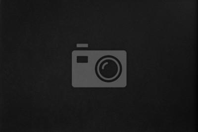 Fototapeta Pusty ciemny czarny tło ziarniste ściany
