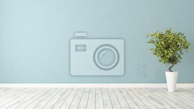 Fototapeta pusty pokój z zakładu