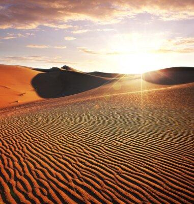 Fototapeta pustynia
