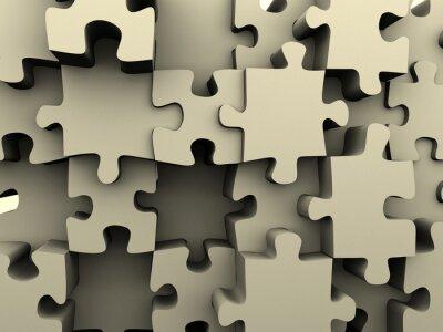 Fototapeta Puzzle 3
