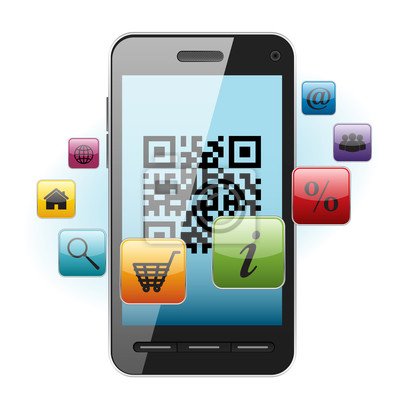 QR-kod na telefon komórkowy