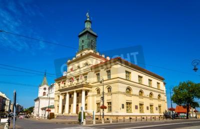 Fototapeta Ratusz (ratusz) w Lublinie - Polska