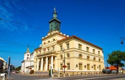 Fototapeta Ratusz (ratusz) z Lublina - Polska