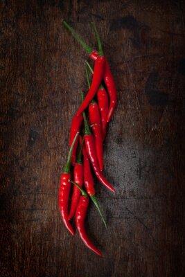 Fototapeta red chili