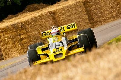 Fototapeta Renault F1