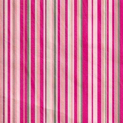Fototapeta Retro paskiem wzór w kolorze szarym i różowym