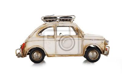 Fototapeta Retro samochodzik