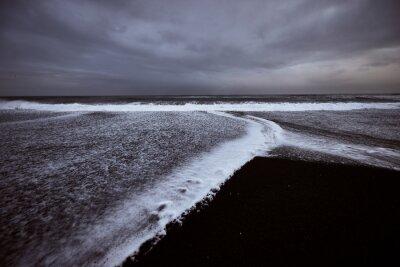 Reynisfjara Black Sand Beach Islandia