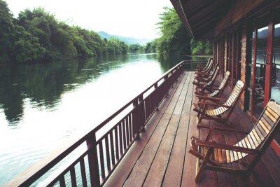 Fototapeta River Kwai w Tajlandii