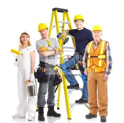 Robotnicy przemysłowi osób