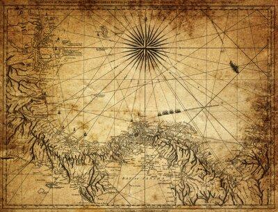rocznik mapa Panamy