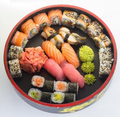 Fototapeta Roll sushi