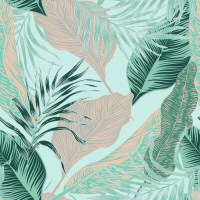 Fototapeta rośliny tropikalne