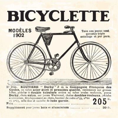 Fototapeta Rower dla mężczyzn
