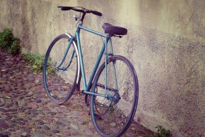 Fototapeta rower o ścianę