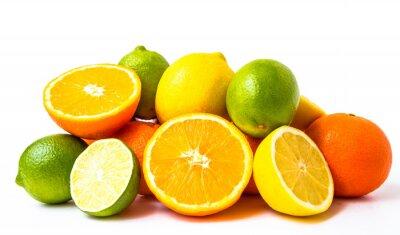 Fototapeta Różnorodność owoców