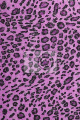 d89a4e62e5fa7c Fototapeta Różowa Pantera skóry na wymiar • czarny, sztuka ...