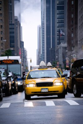 Fototapeta rue de new york