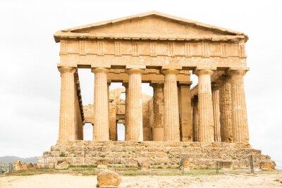 Fototapeta Ruiny świątyni