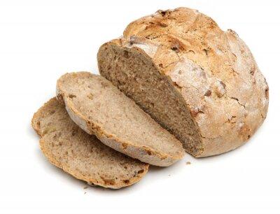 Fototapeta Rustic Bread Loaf