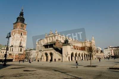Fototapeta Rynek Główny - Kraków - Polska
