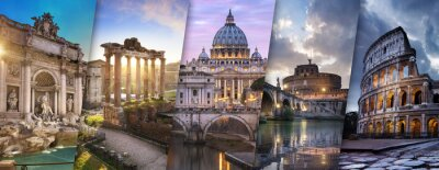 Fototapeta Rzym i Watykan Italie