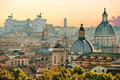 Fototapeta Rzym, Włochy.