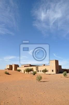 Sahara Maroka w Afryce