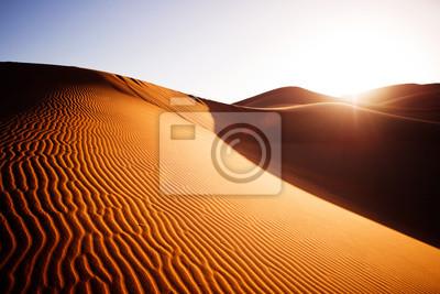 Fototapeta Sahara, pustynia, Maroko