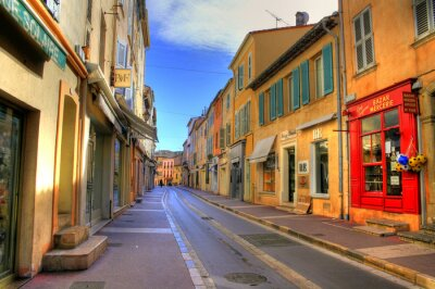 Fototapeta Saint-Tropez - Côte d 'Azur / Francja